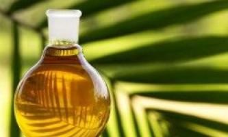 Застосування пальмового масла