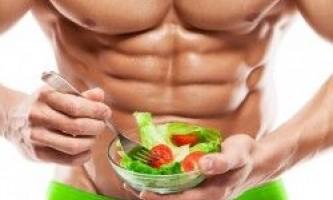 Принципи спортивної дієти