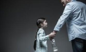 Проблеми дітей в сім`ї алкоголіків