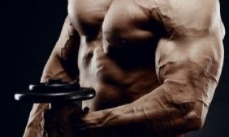 Програма тренувань грудних м`язів з гантелями для чоловіків