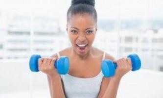 Програма тренувань з гантелями для схуднення жінкам