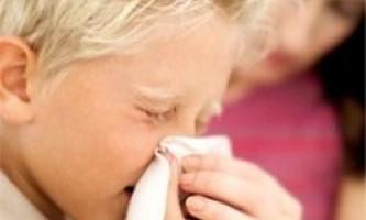 Застуда чи алергія?
