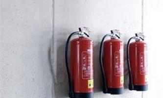 Перевірка безпеки на об`єкті: пожежна тривога