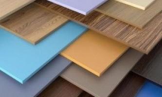 Пвх-плитка для стін: інструкція з монтажу