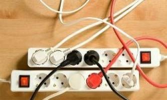 Розрахунок і монтаж електрощитка