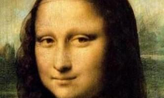 Розкрито таємницю усмішки мона лізи
