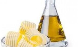 Рослинна олія шкідливіше, ніж сало
