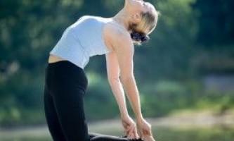 Розтяжка спини і хребта - вправи