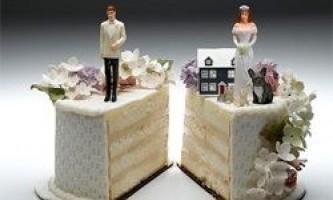 Розділ спільного майна при розлученні