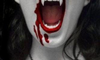 Чи реальні вампіри? Міф з точки зору науки