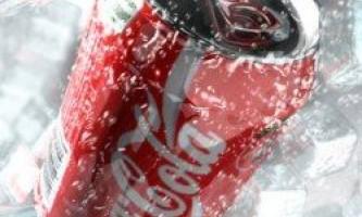 Рецепт кока-коли і пепсі змінили