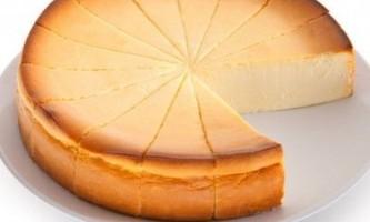 Рецепт простий запіканки із сиру
