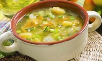 Рецепт смачного курячого супу