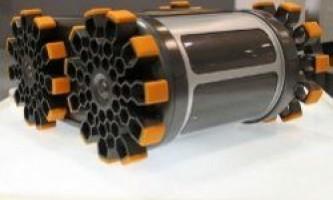 Робот-пилосос, який постачає себе енергією від зібраного сміття