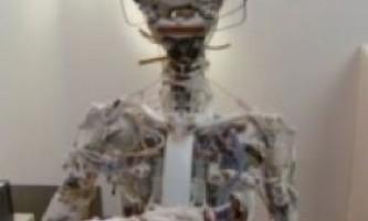 Робота-гуманоїда наділили м`язами, суглобами і сухожиллями