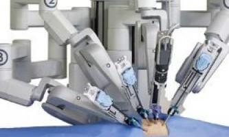 Роботизована операція з видалення простати: переваги перебільшені