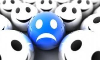 Народитися нещасним. Люди генетично запрограмовані на негатив