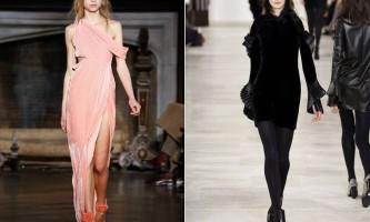 Розкішний оксамит - модний тренд цієї осені
