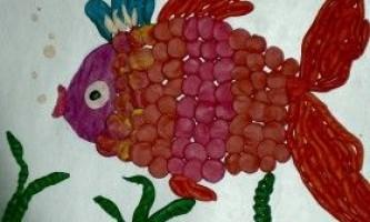 Рибна тема в виробах