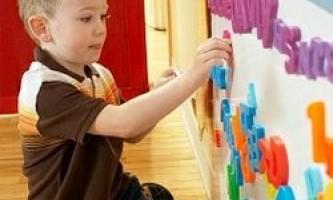 З чого почати навчання дитини англійської