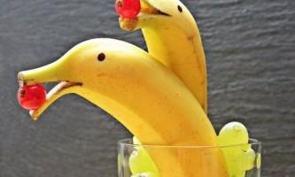 З якого віку можна давати дитині банан?