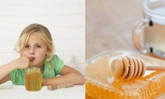 З якого віку можна давати дитині мед?
