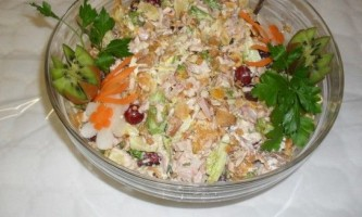 Салат «флоренція» - рецепт