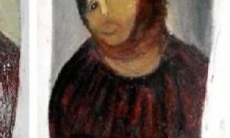 Найбільш невдала реставрація картини