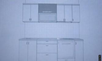 Збирання кухонних меблів