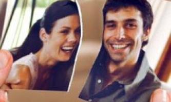 Найчастіші слова при розставанні у чоловіків і у жінок