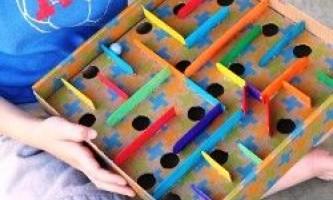 Найвинахідливіші іграшки для дітей, зроблені батьками