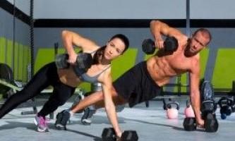 Найефективніші вправи на масу: топ-9