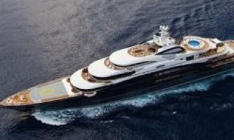 Найкрасивіші мега-яхти світу