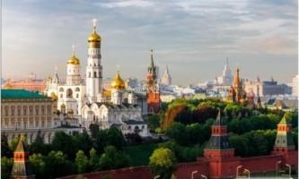 Найкрасивіші місця москви