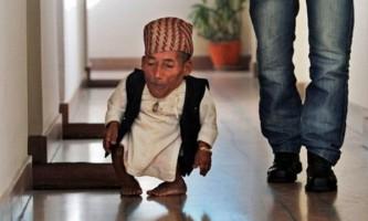 Найменші люди в світі
