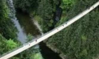 Найстрашніші в світі мости
