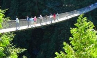 Найвидовищніші пішохідні мости в світі