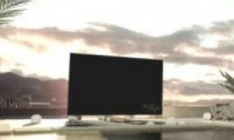 Найбільший в світі телевізор показує людей в реальну величину