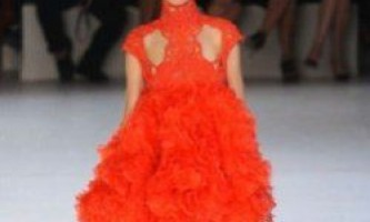 "Самий модний колір 2012 года: ""мандаринове танго"""