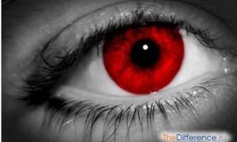 Найрідкісніший колір очей