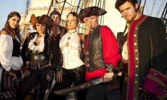 Сценарій піратської вечірки