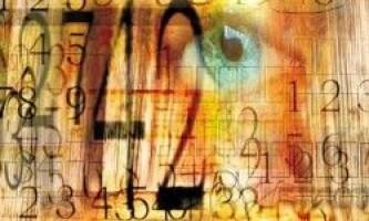 Секрети нумерології