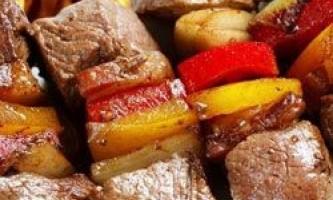 Секрети приготування м`яса для шашлику