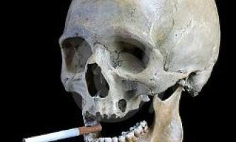 Шокуючі інгредієнти сигарет
