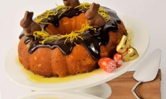 Шоколадний маннік - рецепт
