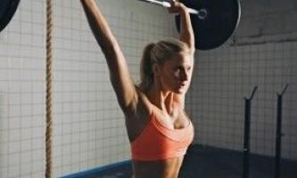 Силове тренування для росту м`язів