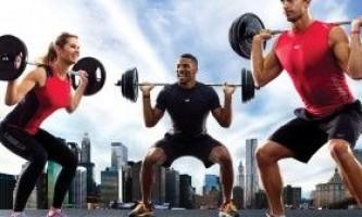 Силове тренування: зміцнення м`язів