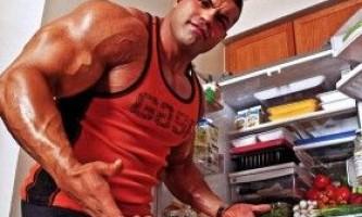 Скільки калорій потрібно вживати для набору маси?