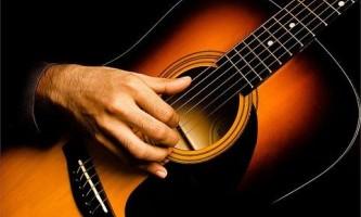 Чи складно навчитися грати на гітарі?