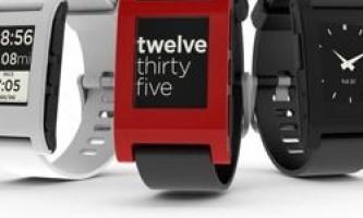 Смарт-годинник б`є рекорд проектів на kickstarter